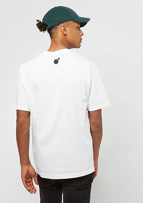 The Hundreds Forever Bar Logo white