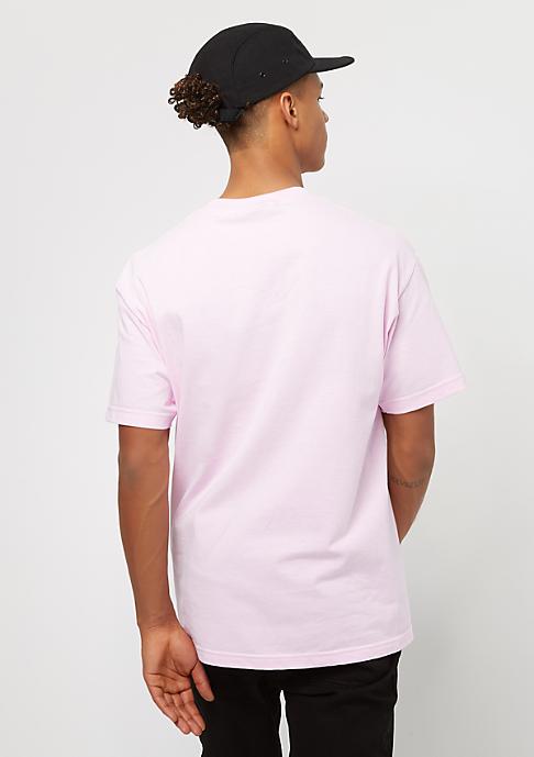 The Hundreds Camo Bar pink