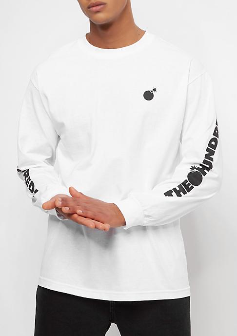 The Hundreds Forever Solid Bomb Crest white