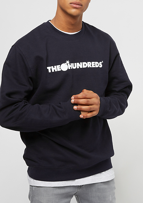 The Hundreds Forever Bar navy