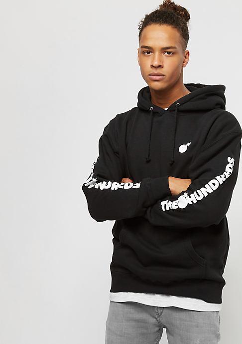The Hundreds Forever Solid Bomb Crest black