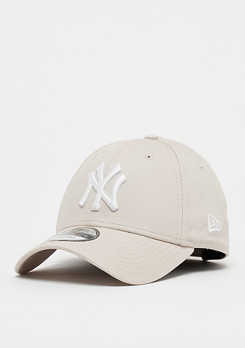 New Era 9Forty MLB New York Yankees Essential stn/whi