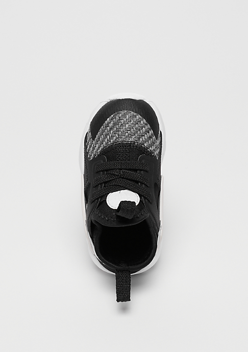 NIKE Air Huarache Run Ultra (TD) black/vast grey-white