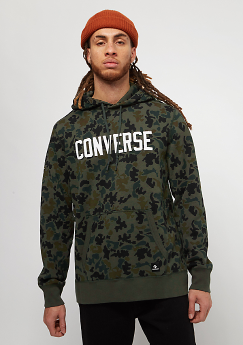 Converse Essentials Camo Graphic peat