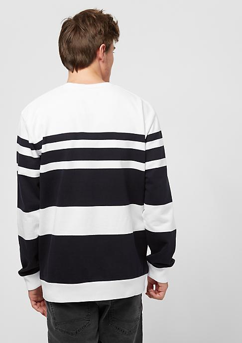 Carhartt WIP Orlando stripe white/dark navy