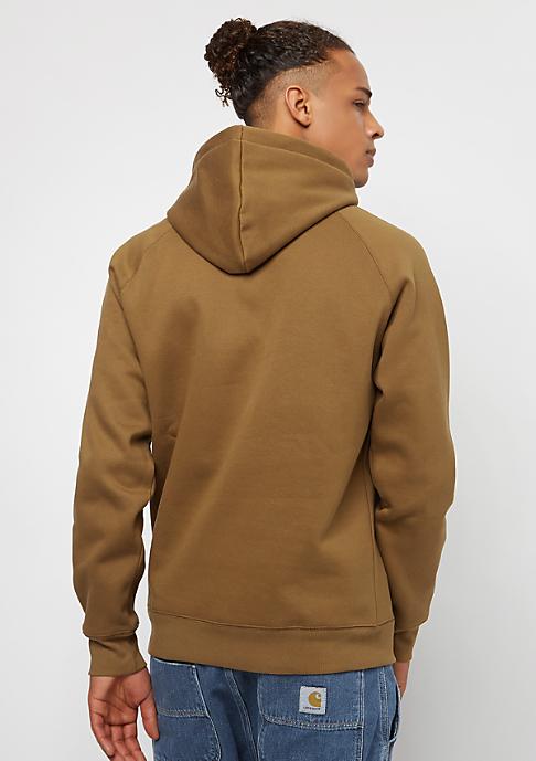 Carhartt WIP Chase hamilton brown/gold