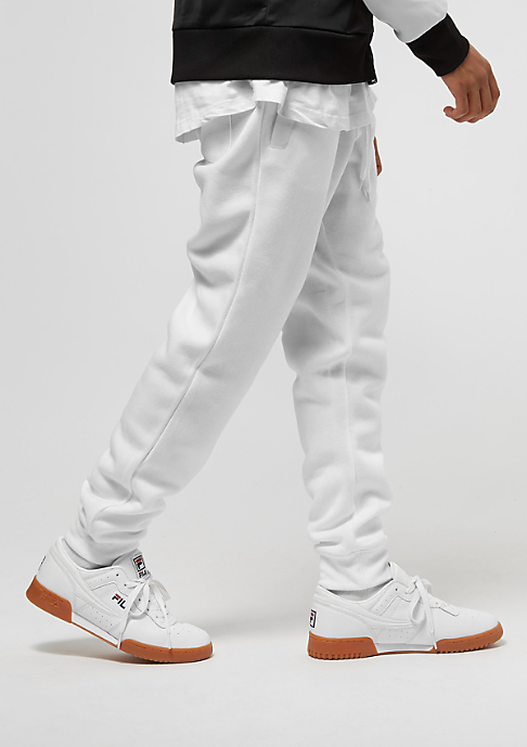 Southpole Fleece Jogger white