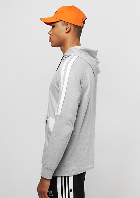 Southpole Camo Blocj Fleece Set heather grey