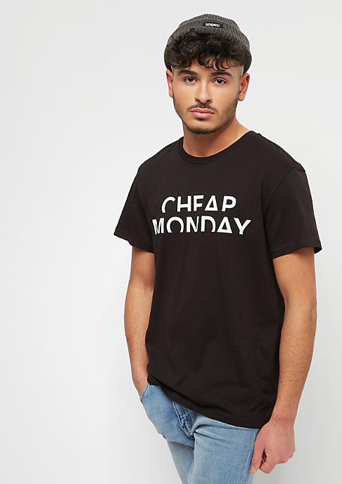 Cheap Monday Standard Spliced Cheap black