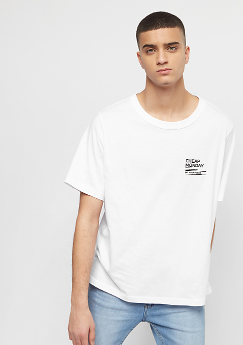 Cheap Monday Boxer Focus Text white
