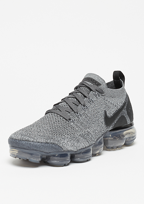 NIKE Running Air VaporMax Flyknit 2 dark grey/black/wolf grey/black