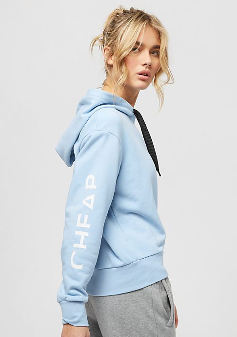 Cheap Monday Rush Cut Logo light blue