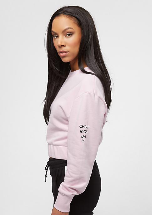 Cheap Monday Fasten Mirror Logo pale pink