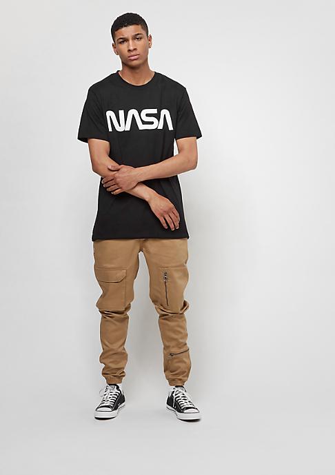 Mister Tee NASA Worm black