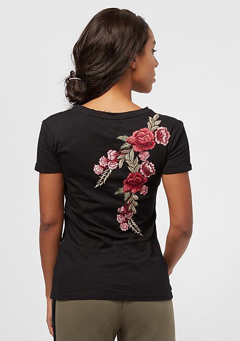 Sixth June Roses black