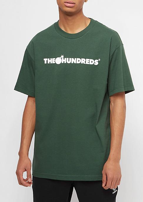 The Hundreds Forever Bar Logo forest
