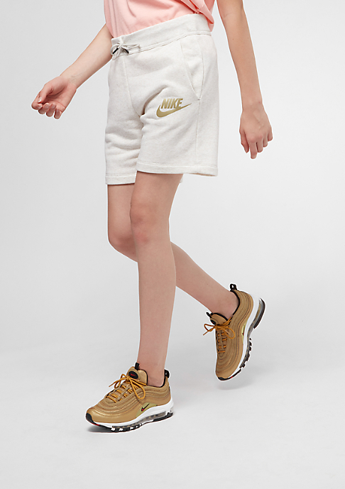 NIKE NSW Modern Short light bone/heather