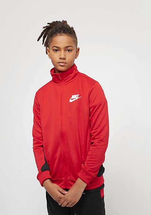 NIKE Junior Track Suit university red/black/white