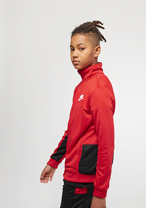 NIKE Junior Track Suit university red/black/white