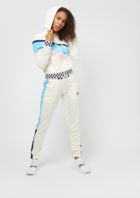 Puma Fenty By Rihanna Terrycloth Racing Jacket vanilla ice