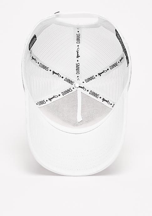 Djinn's HFT Tie Check white