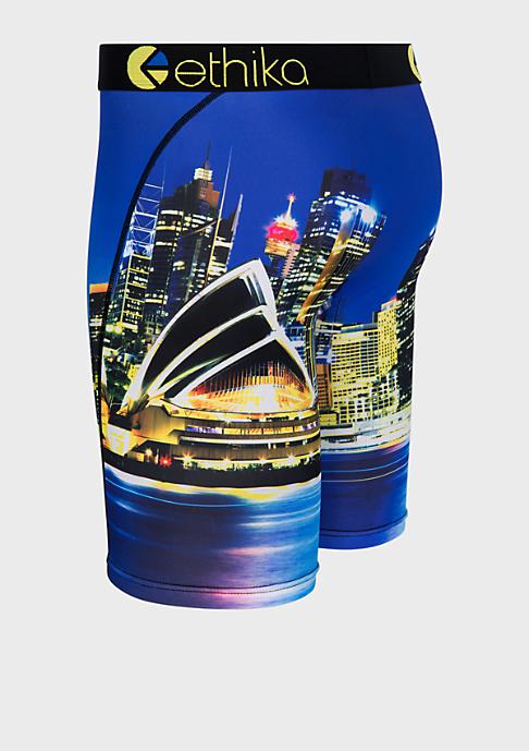 Ethika Aussie OI blue/multi