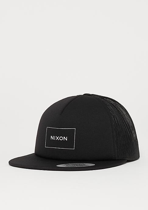 Nixon Ridge Trucker black