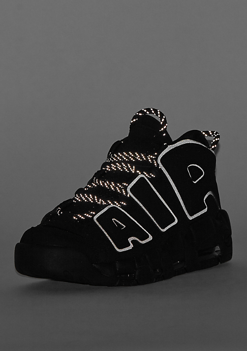 NIKE Air More Uptempo black/black/black