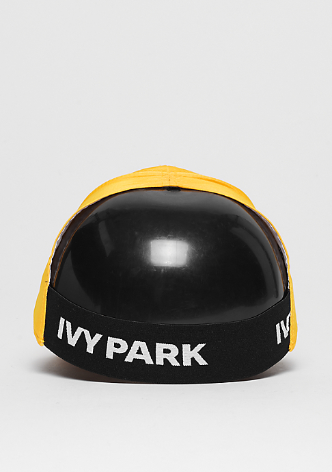 IVY PARK Hi Shine Running Backless old gold