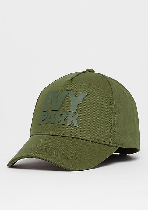IVY PARK Silicon Logo moss