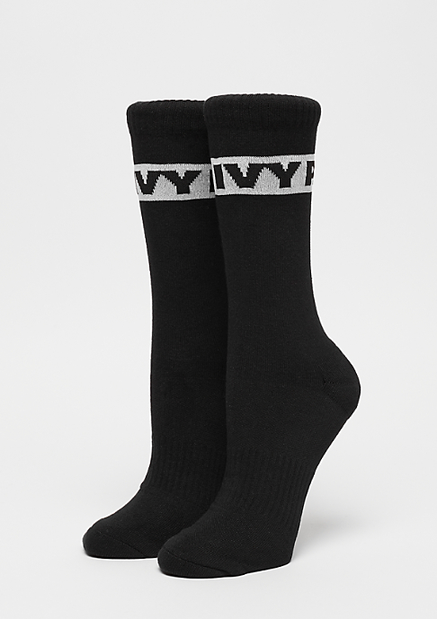 IVY PARK Logo Graphic Crew 2P black