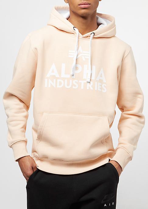 Alpha Industries Foam Print caramel