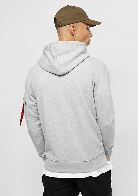 Alpha Industries X-Fit grey heather
