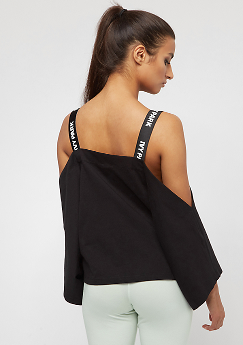 IVY PARK Bardot Logo Strap black