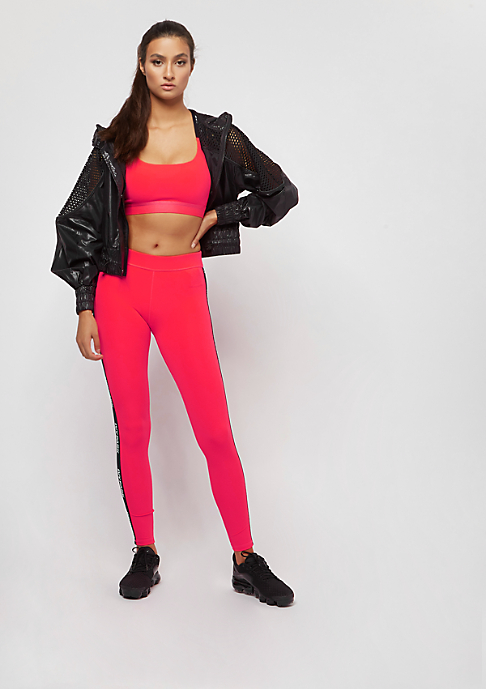 IVY PARK Logo Tape neon red