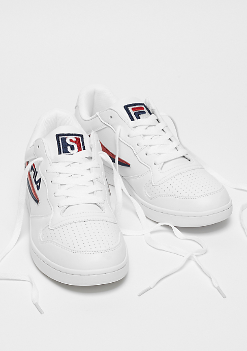 Fila Heritage FX100 Low white/strong blue/fiery red