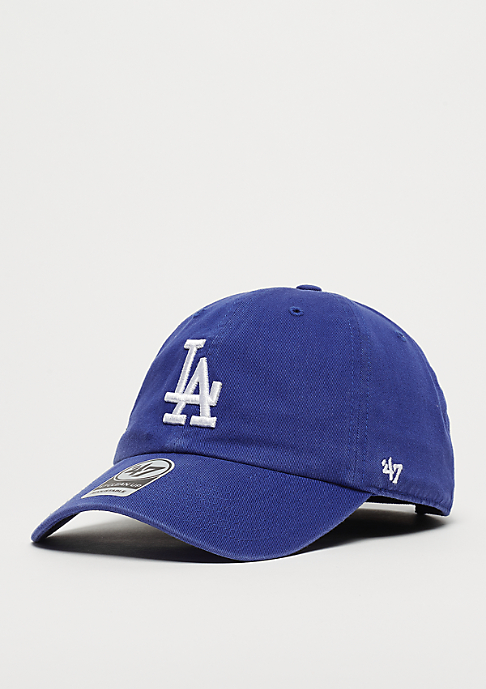 47 Brand MLB Los Angeles Dodgers 47 CLEAN UP royal