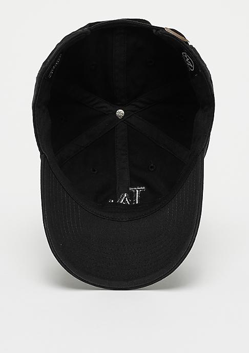 47 Brand MLB Los Angeles Dodgers 47 CLEAN UP black