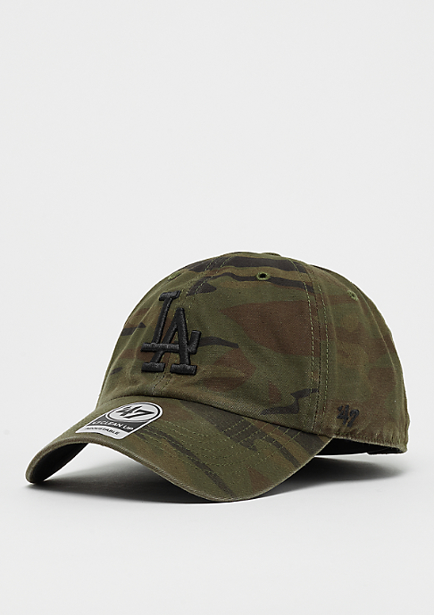 47 Brand MLB Los Angeles Dodgers Regiment 47 CLEAN UP camo