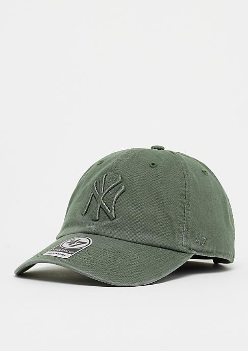 47 Brand MLB New York Yankees 47 CLEAN UP moss