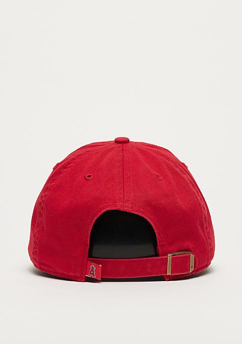 47 Brand MLB Anaheim Angels 47 CLEAN UP red