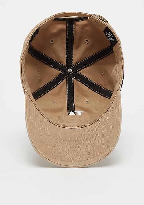 47 Brand MLB Los Angeles Dodgers 47 CLEAN UP khaki