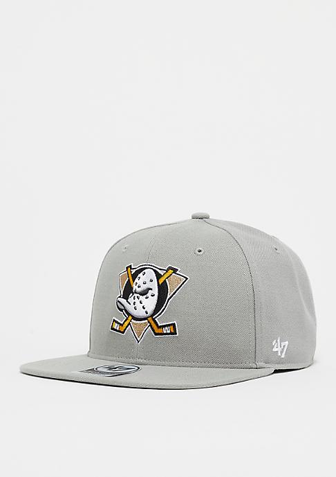 47 Brand NHL Anaheim Ducks Sure Shot 47 Captain grey