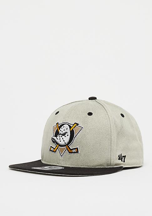 47 Brand NHL Anaheim Ducks Cement 47 CAPTAIN grey