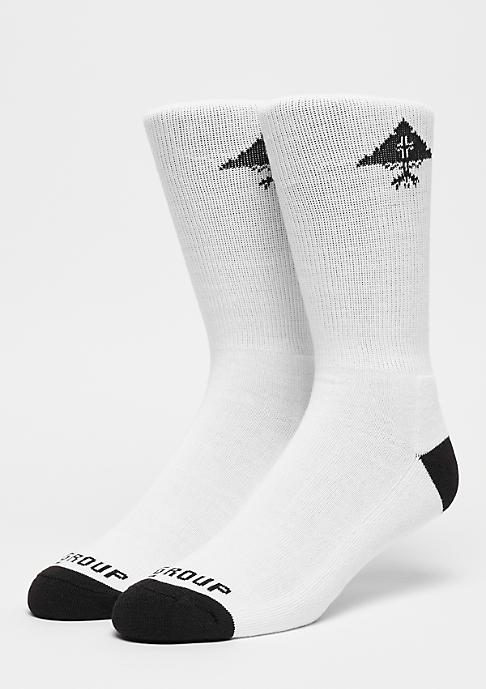 LRG Crew Sock white