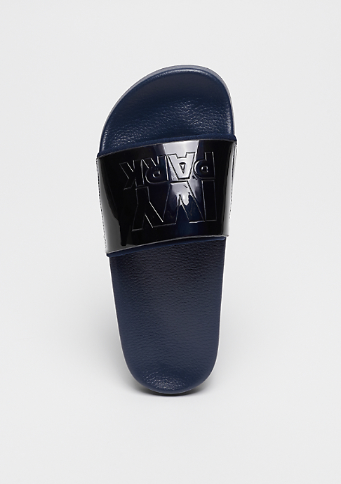 IVY PARK Metallic Slider black