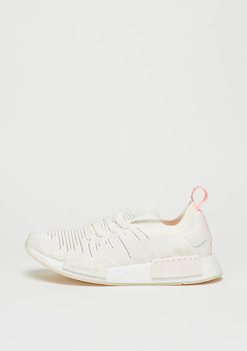 adidas NMD_R1 STLT PK cloud white/cloud white/clear orange