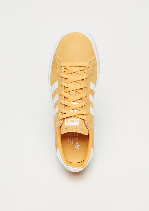 adidas Campus chalk orange/ftwr white/crystal white