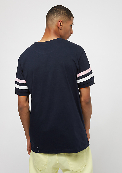 Cayler & Sons WL Controlla Polo Tee navy/pale pink