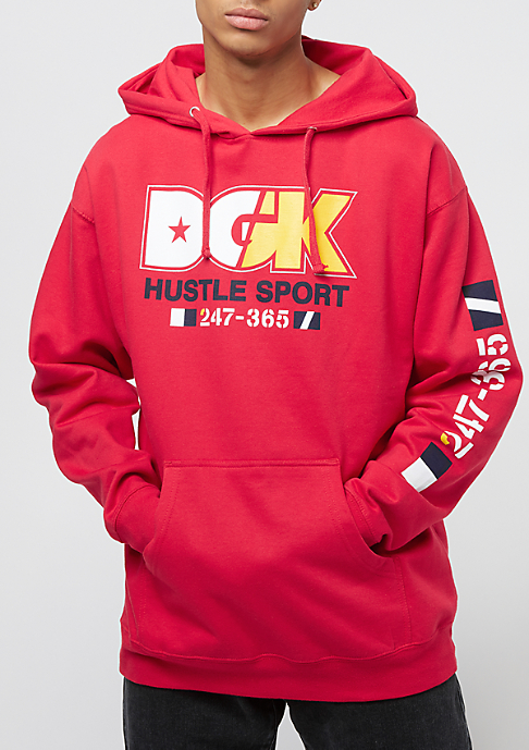 DGK Ice Breaker red